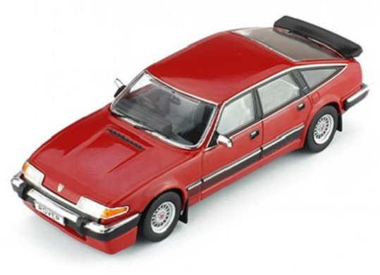 Rover SD1 Vitesse metallic-red 1980