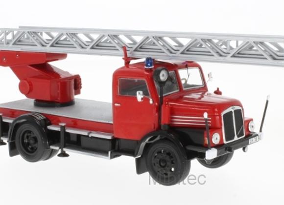 IFA S4000 DL, Fire Brigade, 1962
