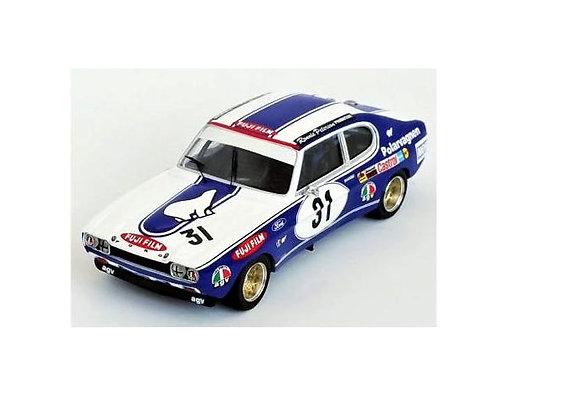 Ford Capri 2600RS Ronnie Peterson Winner Mantorp Park 1972
