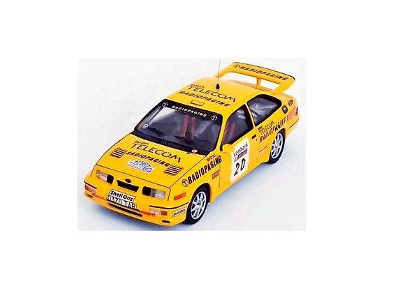 Ford Sierra Cosworth-RAC Rally 1987-Mark Lovell/Roger Freeman TRFRRuk37