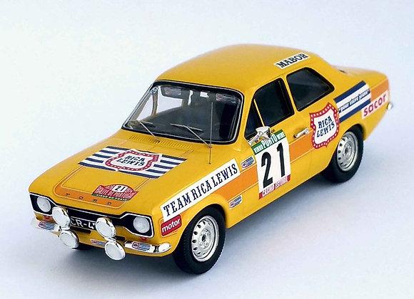 Ford Escort Mk1 - Rally of Portugal 1976: Giovanni Salvi / Pedro de Almeida