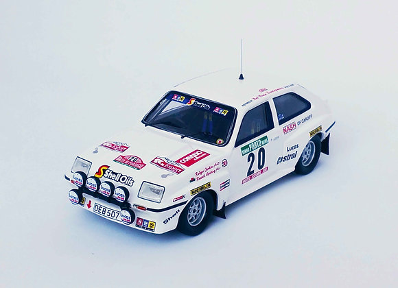 Vauxhall Chevette HSR Russell Gooding / Rodger Rally of Portugal 1984