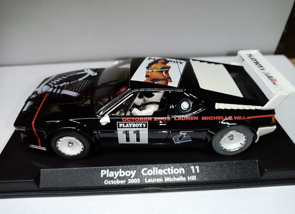 BMW M1 PLAYBOY COLLECTION 11 GLASSPACK L. HILL - FLY 99096