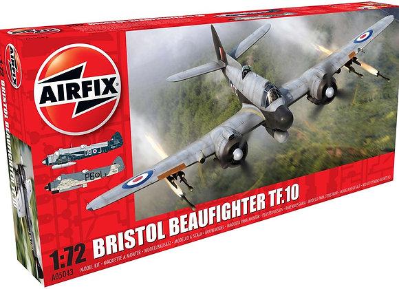 AIRFIX BRISTOL BEAUFIGHTER TF 10 1/72