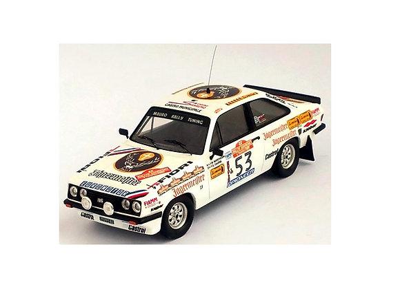 Ford Escort MkII RS2000 Sanremo Rally 1980 M.Marchesini/Gianni Caorsi - RR.it02
