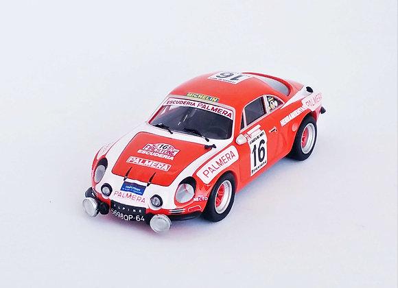 Alpine-Renault A110 - R.Firestone 1976: Ignacio Sunsundegui