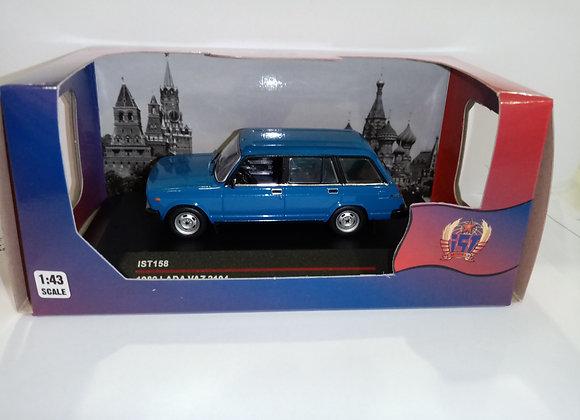 LADA VAZ 2104 1989 Blue