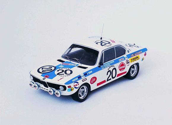 BMW 2800 CS Karl-Heinz Eisenschenk / Hans-Günther Stoff 24H Spa 1971