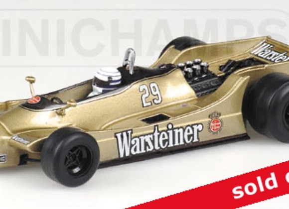 ARROWS FORD A2 R.PATRESE 1979 - Minichamps