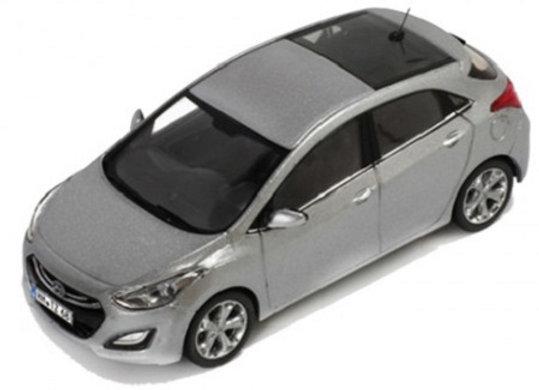 HYUNDAI i30 2012 Silver - PremiumX D269