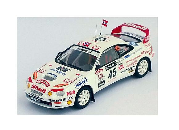Toyota Celica GT Four - RAC Rally 1998 - Petter Solberg / C. Menkerud