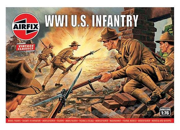 AIRFIX WWI US INFANTRY 1/72