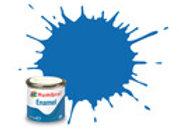 TINTA ENAMEL HUMBROL N.52 BALTIC BLUE METALLIC 14 ML