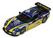 CORVETTE C6-R #34 Menten-Belloc-Bornhauser-Bouvy FIA GT 24h SPA 2006