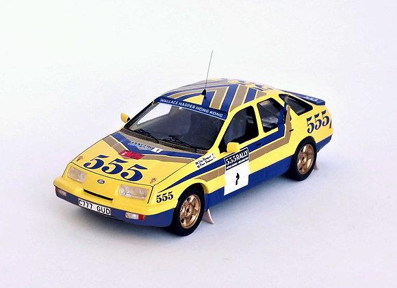 Ford Sierra XR4x4 - #3 Hong Kong Beijing Rally 1987: Ari Vatanen / Kevin Gormley