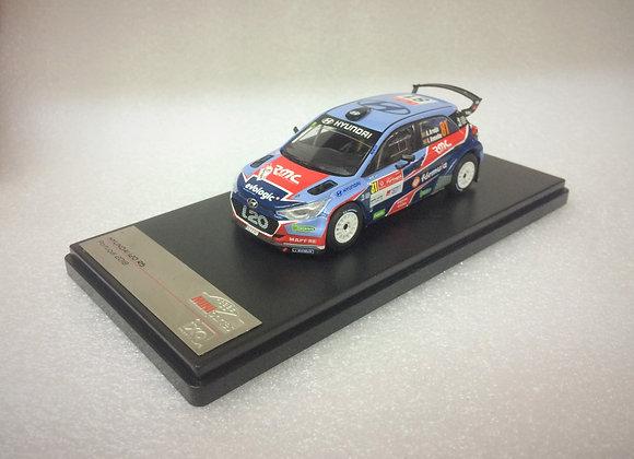 Hyundai i20R5 Armindo Araújo - L.Ramalho Rally de Portugal 2018