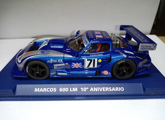 MARCOS LM600 10ºANIVERSARY 24H LM 1995 - FLY96082