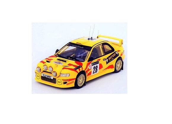 TRFRRuk38-Subaru WRC Mikko Hirvonen -J.Lehtinen Rac Rally 2002
