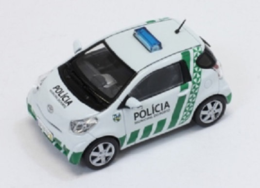 TOYOTA IQ - Policia Municipal do Porto (Portugal) 2013 - J Collection 301