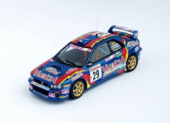 Subaru Impreza WRC - Sanremo Rally 1999: Luis Climent / Álex Romaní