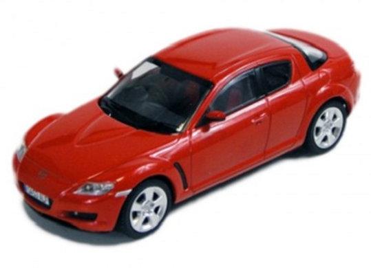 MAZDA RX-8 2003 Orange - Premium X D332
