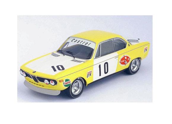 BMW 2800 CS - 2nd Monza 1972: Jean Xhenceval / Alain Peltier