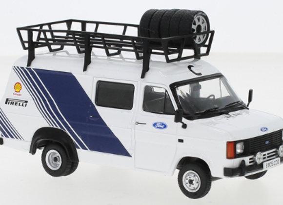 Ford Transit  Ford Motor Sport Assistance - IXORAC313X