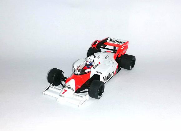 McLaren TAG Turbo Mp4/2 Alain Prost 1984 - Minichamps