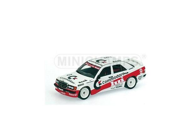 MERCEDES 190E 16 DTM KLAM 1986