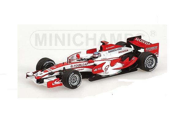 SUPER AGURI F1 SA07 SATO 2007
