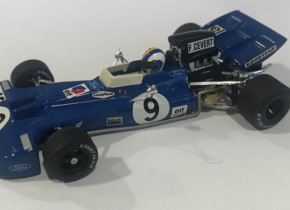 MNC430710009TYRRELL 003 F.CEVERT 1971