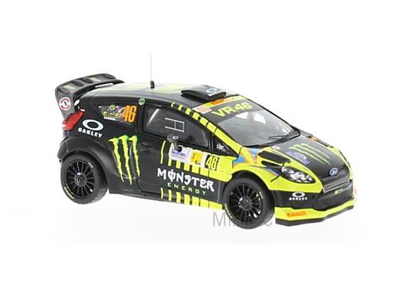 FORD FIESTA RS WRC #46 R.MONZA ROSSI
