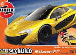 AIRFIX QUICK BUILD MCLAREN P1