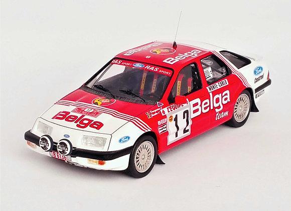 Ford Sierra XR4x4 - Monte-Carlo Rally 1987: Robert Droogmans / Ronny J