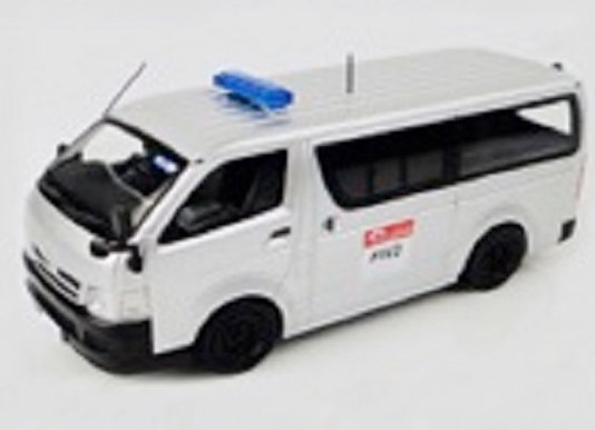 TOYOTA HIACE Van 2008 Rally Japan Services - J Collection 218