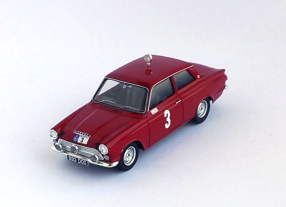 Ford Cortina GT - RAC Rally 1964: #3 Vic Elford / David Stone