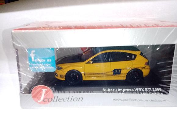 Subaru Impreza WRX STI T.Pastana 199 Edition ( LHD ) 2009 - J Collection 276