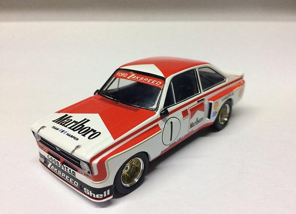 Ford Escort Mk2 - 2nd Macau 1975: Hans Heyer