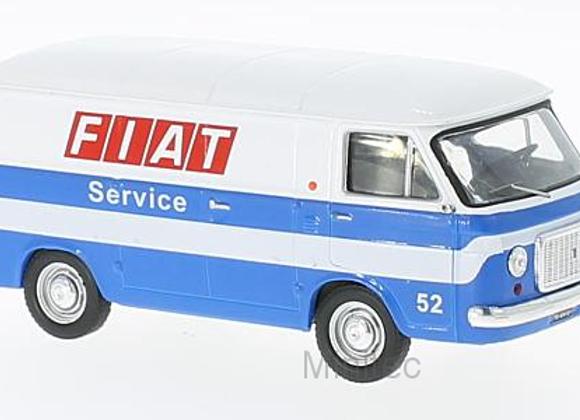 FIAT 238 VAN FIAT SERVICE