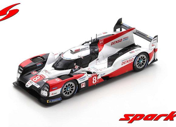 TOYOTA TS050 HYBRID NO.8 TOYOTA GAZOO RACING WINNER 24H LE MANS 2020