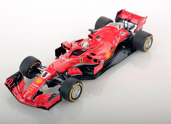 Ferrari SF71H Winner Australian GP 2018 Sebastian Vettel