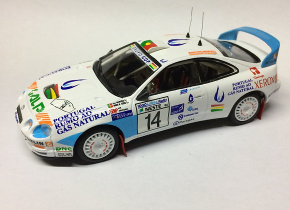 TOYOTA CELICA GT FOUR GAS DE PORTUGAL T. CORSE 96