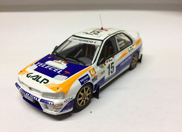 Subaru Impreza - 9th Rally of Portugal 1999: Rui Madeira