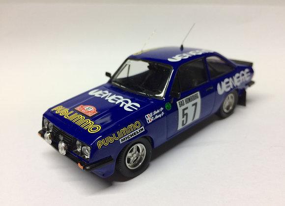 FORD ESCORT RS2000 MONTE CARLO 81 LOUBET