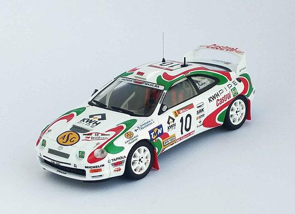 Toyota Celica GT Four - Rally of Portugal 1997: Marcus Grönholm / Timo Rautiaine