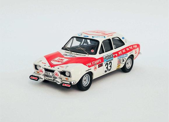RRuk57Ford Escort Mk1 - RAC Rally 1975: Nigel Rockey / Derek Tucker