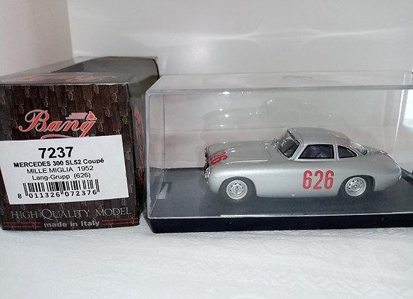 MERCEDES 300 SL COUPE  Mille Miglia 1952 #626