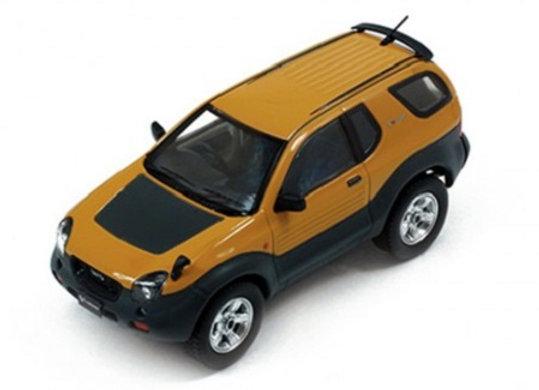 ISUZU VEHICROSS 1997 Yellow - Premium X D421