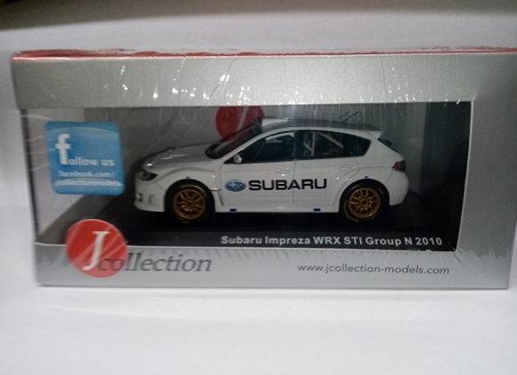 Subaru Impreza WRX Sti Grp N - Concept Car 2010 - J Collection 273