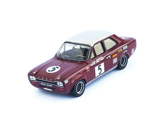 Ford Escort Mk1 1300 GT - Trophée de L'Avenir - Zolder 1968: Yvette Fontaine